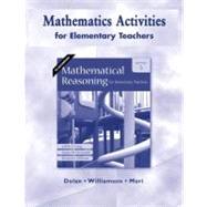 Mathematical Reasoning For Elem Teachers