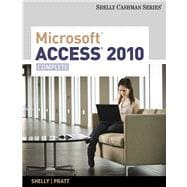 Microsoft Access 2010 Complete