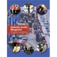 Automotive Service Management : Principles into Practice