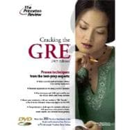 Cracking the GRE with DVD, 2009 Edition