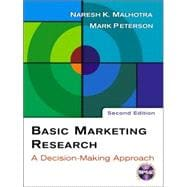 Basic Marketing Research : A Decision-Making Approach