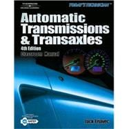 Today's Technican : Automatic Transmissions and Transaxles