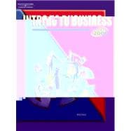 Business 2000: Intro to Business