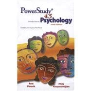 Powerstudy 4.5 Intro To Psychology