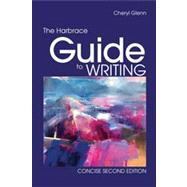 The Harbrace Guide to Writing, Concise, 2nd Edition