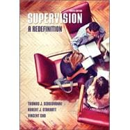 Supervision: A Redefinition