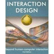 Interaction Design: Beyond Human-Computer Interaction, 2nd Edition