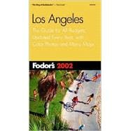 Angeles 2002 : The Guide for All Budgets, Updated Every Year, with Color Photos and Many Maps