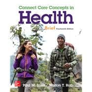 Connect Core Concepts in Health BRF