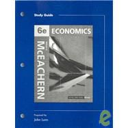 Study Guide to accompany Economics A Contemporary Introduction
