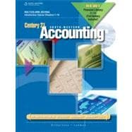 Century 21 Accounting : Multicolumn Journal, Introductory Course