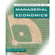 Fundamentals of Managerial Economics, 9th Edition