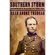 Southern Storm : Sherman's March to the Sea