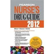 Pearson Nurse's Drug Guide 2012