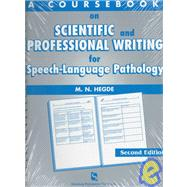 A Coursebook on Scientific and Professional Writing in Speech-Language Pathology