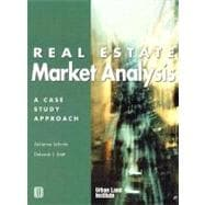 Real Estate Market Analysis : A Case Study Approach