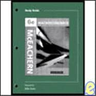 Study Guide to accompany Macroeconomics A Contemporary Introduction