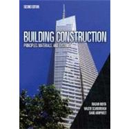 Building Construction Principles, Materials, & Systems