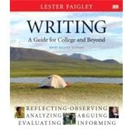 Writing, A Guide for College and Beyond,  Brief Edition
