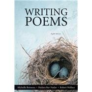 Writing Poems Plus NEW MyLiteratureLab -- Access Card Package