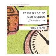 Principles of Web Design The Web Technologies Series