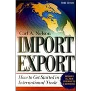 Import/Export : How to Get Started in International Trade
