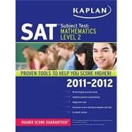 Sat Subject Test Mathematics, Level 2 : Proven Tools to Help You Score Higher!