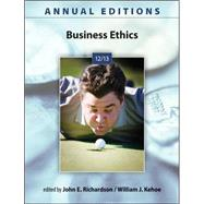 Annual Editions: Business Ethics 12/13