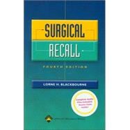 Surgical Recall (Book with Online Access Code)