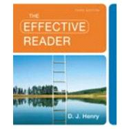 Effective Reader, The (with MyReadingLab with eText -- Access Card Package