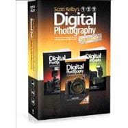 Digital Photography Vols. 1-3, Set : The Step-by-Step Secrets for How to Make Your Photos Look like the Pros?