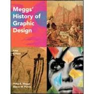 Meggs' History of Graphic Design With Interactive Resource Center Access Card