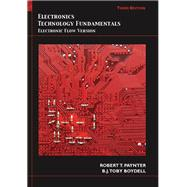 Electronics Technology Fundamentals : Conventional Flow Version