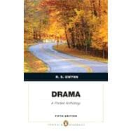 Drama A Pocket Anthology (Penguin Academics Series) Plus NEW MyLiteratureLab -- Access Card Package