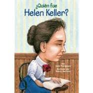 ?Quien Fue Helen Keller?
