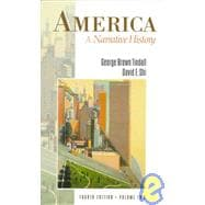 America Vol. 2 : A Narrative History
