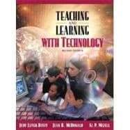 Teaching and Learning with Technology (with Skill Builders CD), MyLabSchool Edition