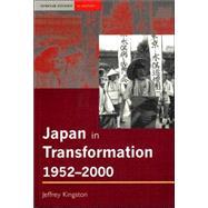 Japan in Transformation, 1952-2000