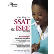 Cracking the SSAT and ISEE, 2009 Edition