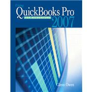 Using Quickbooks Pro 2007 for Accounting