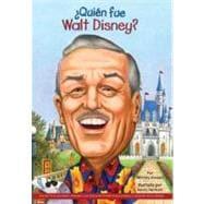 ¿Quien Fue Walt Disney?