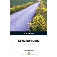 Literature A Pocket Anthology (Penguin Academics Series) Plus NEW MyLiteratureLab -- Access Card Package