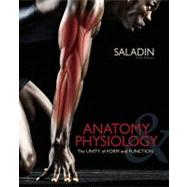 Combo: Anatomy & Physiology: A Unity of Form & Function with Student Study Guide & Connect Plus (Includes APR & PhILS Online Access)