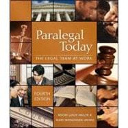 Paralegal Today Legal Team at Work & Bankruptcy Supplement Package