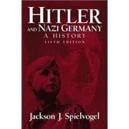 Hitler and Nazi Germany : A History