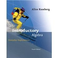Introductory Algebra 4e