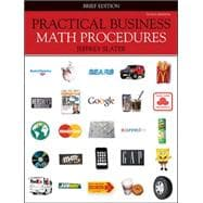 Practical Business Math Procedures, Brief Edition, with Business Math Handbook, Student DVD, WSJ insert + ConnectPlus