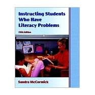 Instructing Students Who Have Literacy Problems (with MyEducationLab)