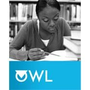 OWL eBook (24 months) Instant Access Code for Brown/Iverson/Ansyln/Foote's Organic Chemistry, 5th ed.