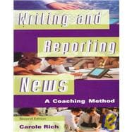 Writing and Reporting the News : A Coaching Method